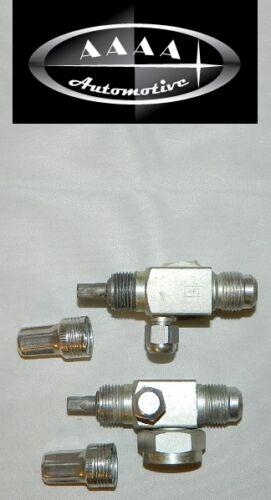 New 65 66 Mustang Fairlane A//C Compressor valve set of 2 C8AZ-19A990-A