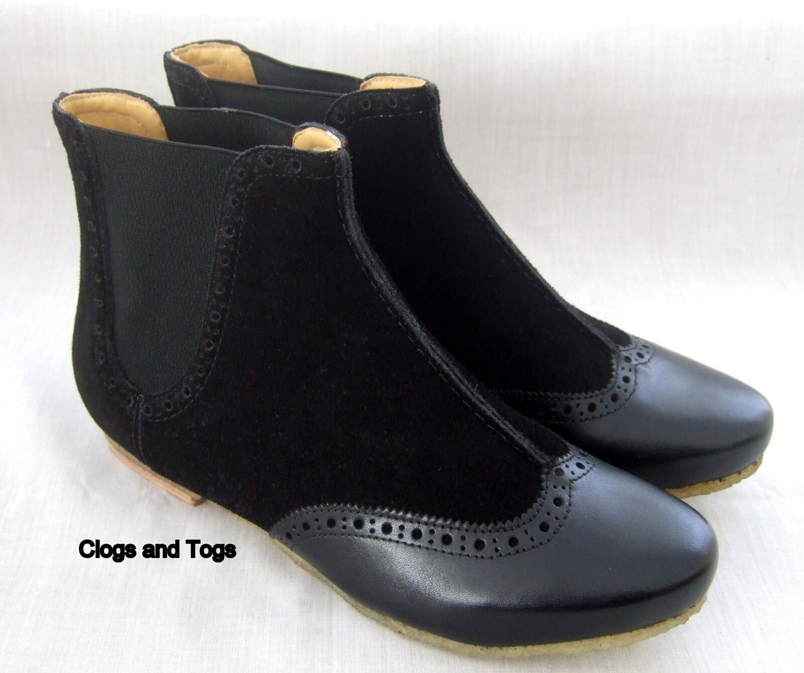 NEW CLARKS ORIGINALS ORIGINALS ORIGINALS CRYSTAL COVE WOMENS BLACK SUEDE   LEATHER ANKLE BOOTS dc4ba6