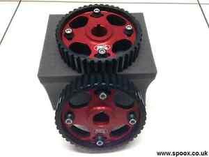 Kent-Cams-Peugeot-405-2-0-Mi16-Vernier-Pulleys-SPOOX-MOTORSPORT