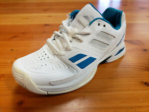 78e1bb72c32fa Details about Babolat Junior Propulse Team Preowned Tennis Shoes Size 13.5