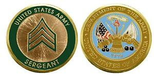 Army-ENLISTED-RANKS-Sergeant-E5-Challenge-Coin