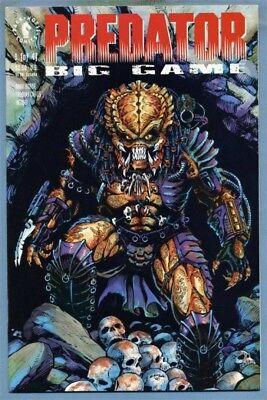 USA, 1991 Predator: Big Game # 1 of 4 Evan Dorkin