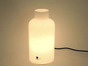 Lampade In Vetro Soffiato : Bacco i tre lampada design giulio rosati da tavolo vetro