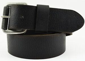 NWT-TIMBERLAND-Black-Genuine-Leather-Men-039-s-Belt-Size-34-Gift