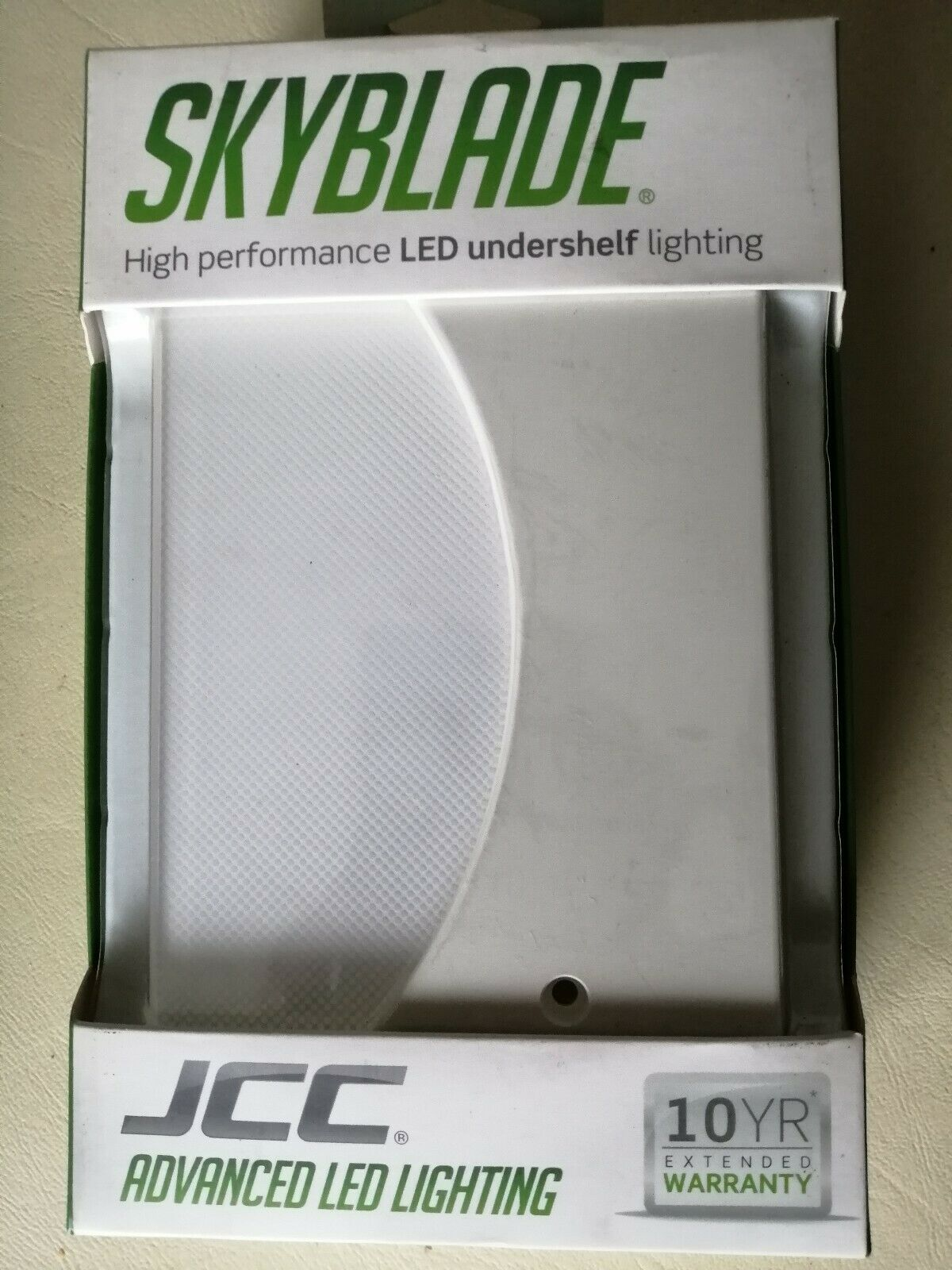 JCC JC83106 Skyblade Starter Kit 4w 150mm LED 3k Cable /& Driver Warm White