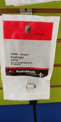 RadioShack 272-1189 HPR50 5.2V Flashlight Lamp 2721189