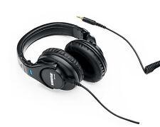 Shure SRH440 Professional Studio Headphones (Black) U.S Authorized Dealer