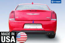 Chrome Accessories License Plate Backdrop Trim For 16 20 Chrysler 300 1p
