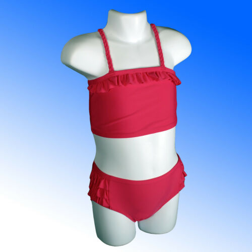 Girls Frill Bikini Age 2-10 Years *Same day  Despatch