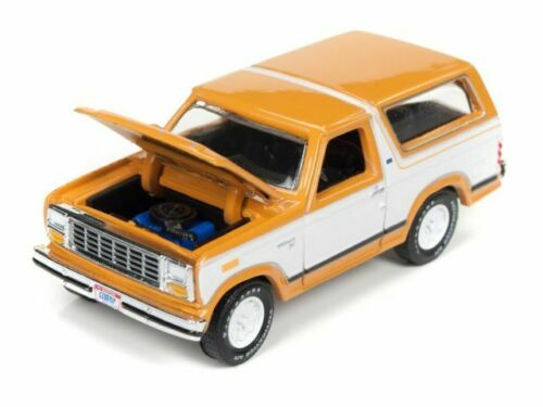 1980 Ford Bronco  *RR* Racing Champions Auto World 1:64 OVP