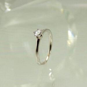 Hochzeitsschmuck Damen Ring Zirkonia Weiß 750er Gold 18k Vergoldet Gr Wählbar Gelbgold R1095l GüNstige VerkäUfe