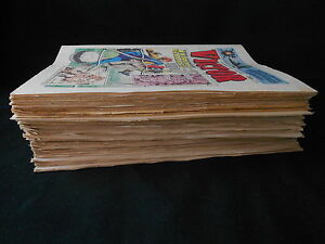 VICTOR Comic - Complete year 1989 UK Paper Comics