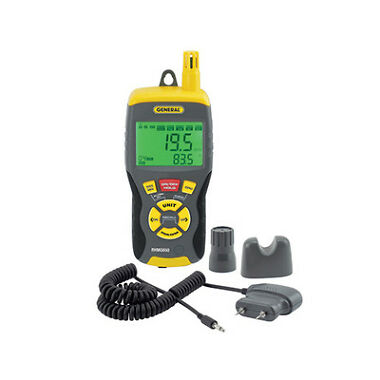 General Tools Multi-Function Thermo Hygrometer