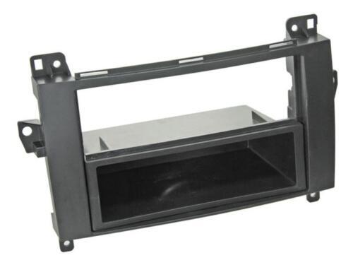 Kit de montage radio voiture 1 DIN panneau Adaptateur Mercedes viano vito w639 4//06-5//14