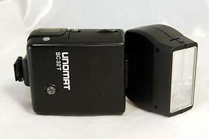 Unomat BC32T Flash (5412019) Hot Shoe vintage SLR
