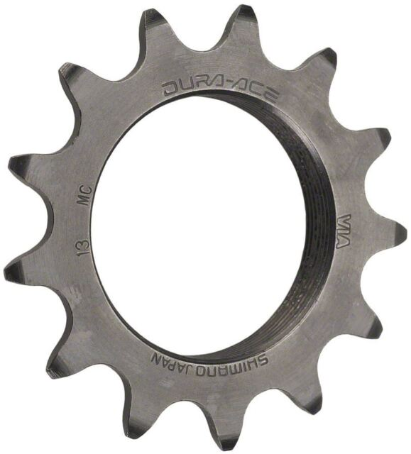 Sporting Goods New Shimano Dura-ace Track Sprockets Non-Ironing