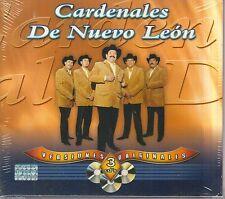 CD - Cardenales De Nuevo Leon NEW Versiones Originales 3CD's FAST SHIPPING !