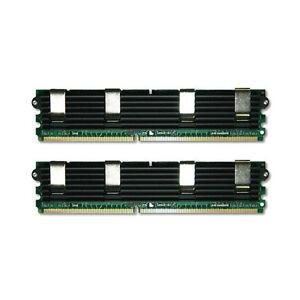Image Is Loading 8GB Kit 2x4GB DDR2 PC2 6400 800MHz ECC