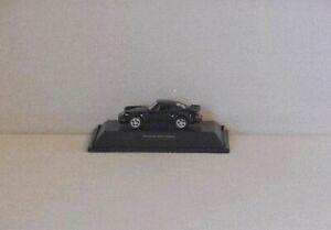 Schlüsselanhänger Porsche 964 Turbo Weiss H0 1:87 Welly Sonderanfertigung NEU