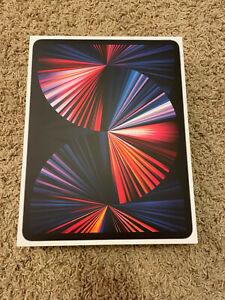 Apple iPad Pro 5th Gen 128GB, Wi-Fi, 12.9 in - Space Gray