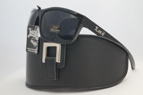 528 g Lens Policarbonato Eyewear Custodia D Freegift Style Gangsta Black Deep vXwXax