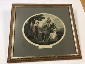 Angelica-Kauffmann-Stipple-Engraving-By-Thomas-Burke-Circa-1780