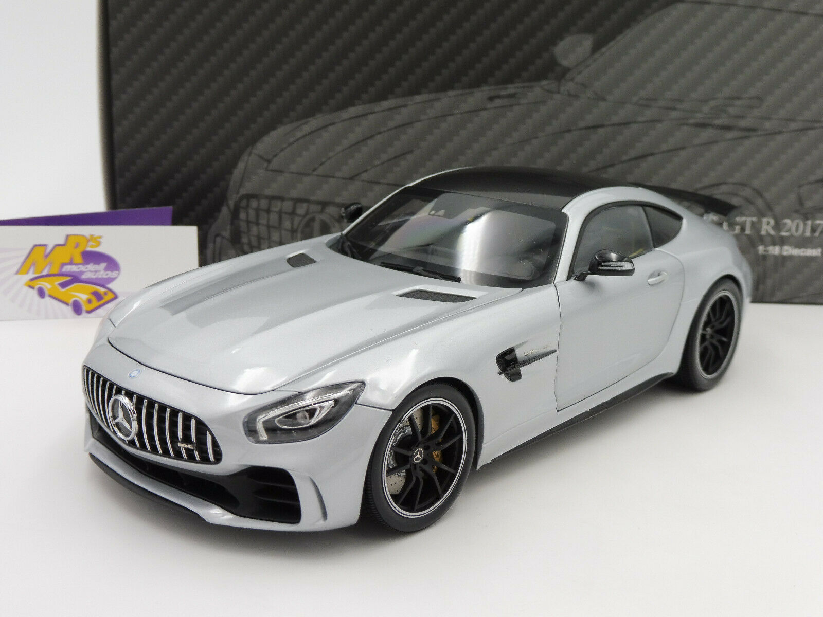 Almost Real 820702 # Mercedes-Benz AMG GT R anno 2017