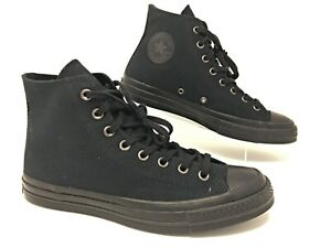 Details about Converse Chuck Taylor All Star 70 Hi BlackMonochrome Men's Shoes SZ (147070C)
