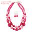 Charm-Fashion-Women-Jewelry-Pendant-Choker-Chunky-Statement-Chain-Bib-Necklace thumbnail 118
