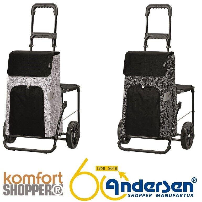 Andersen confort Shopper henni compra trolley Cochero de compra einkaufsshopper