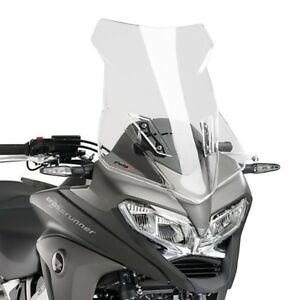 HONDA-VFR-800-X-CROSSRUNNER-2015-gt-PUIG-SCREEN-CLEAR-TOURING-WINDSCREEN