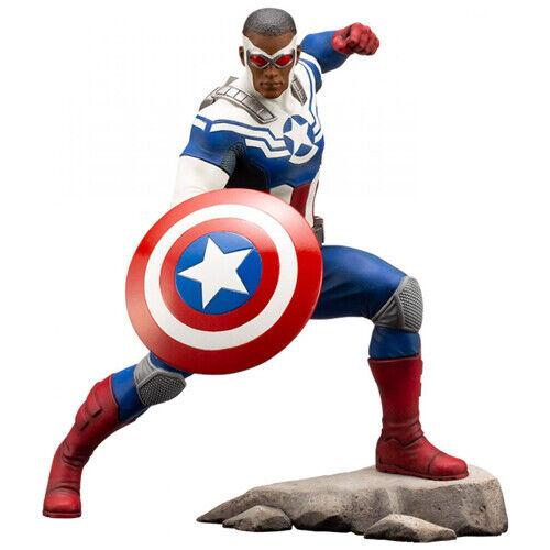 MARVEL  Captain America Sam Wilson ArtFX 110 Pvc cifra Kotobukiya