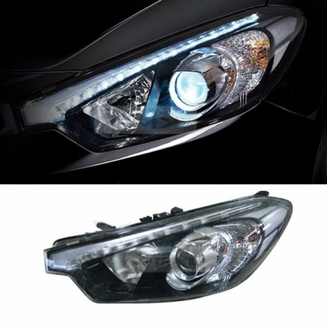 For KIA 201 -2016 Cerato K3 (Koup) OEM Parts Day Light LED Head Lamp LH 1P