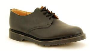 Solovair-NPS-Shoes-Made-in-England-4-Eye-Black-Matt-Shoe-S050-L4996BK03