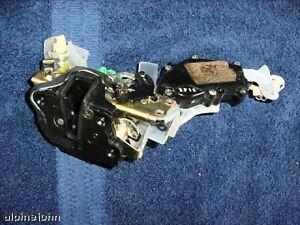 Latch Door Lexus Ls400 1991 1992 69040 50070 Left Rear Ebay