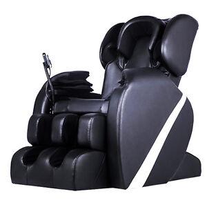 Zero Gravity Full Body Massage Chair electric full body zero gravity shiatsu w/heat massage chair