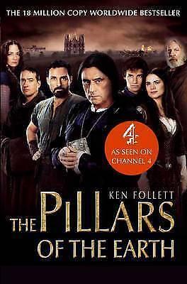 1 of 1 - The Pillars of the Earth: TV Tie-in, Follett, Ken, New Book