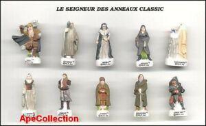 Senor-de-los-Anillos-Classic-Set-10-Mini-Figuras-de-Porcelana-Coleccion-Feves