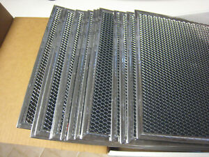 14 Yes 14 Columbus Replacement Range Hood Filters 9 11 16 X 11 Carbon 838h Ebay
