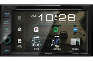 Kenwood-DDX376BT-2-DIN-6-2-034-Touchscreen-Car-Stereo-DVD-Player-Receiver-DDX376