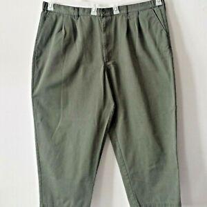 Green No amp; Pants Olive Casual Gray Big Editionsmens 50 Tall X 29 Basic Cuffs Zq7Rpz
