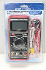 New Listingvolmate Mini Portable Digital Multimeter Voltmeter Ammeter Ohmmeter E6307
