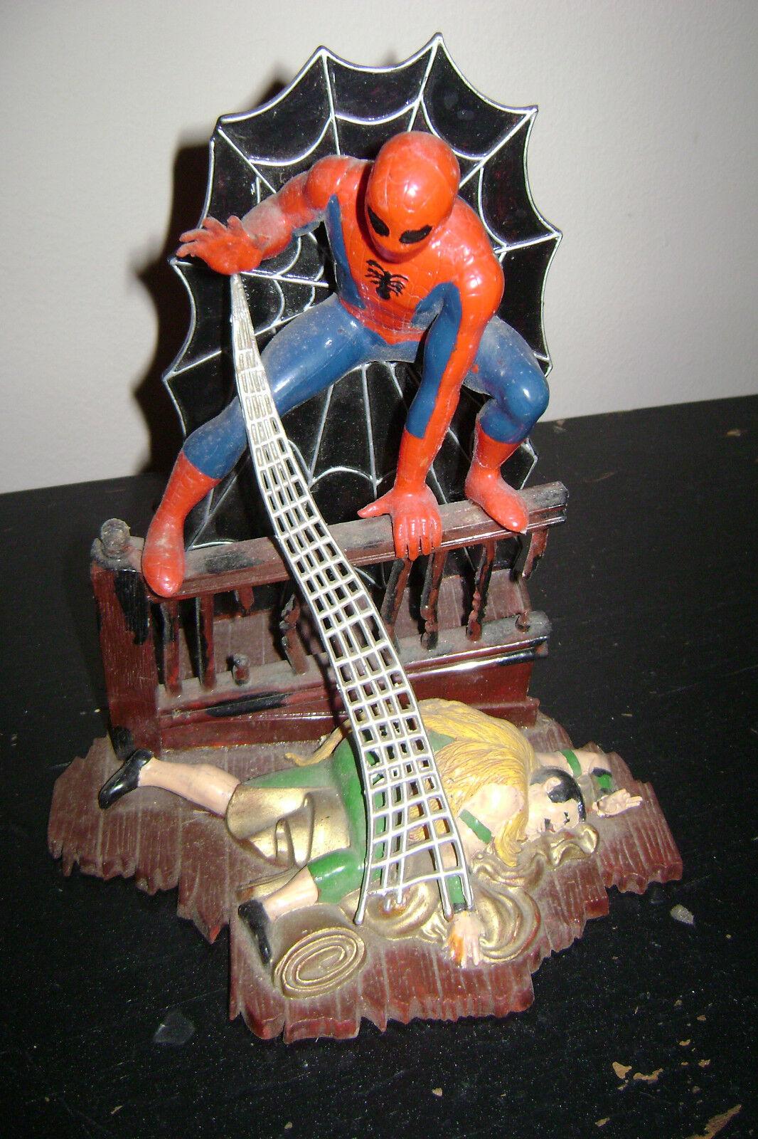 Das modell marvil comics spider - man