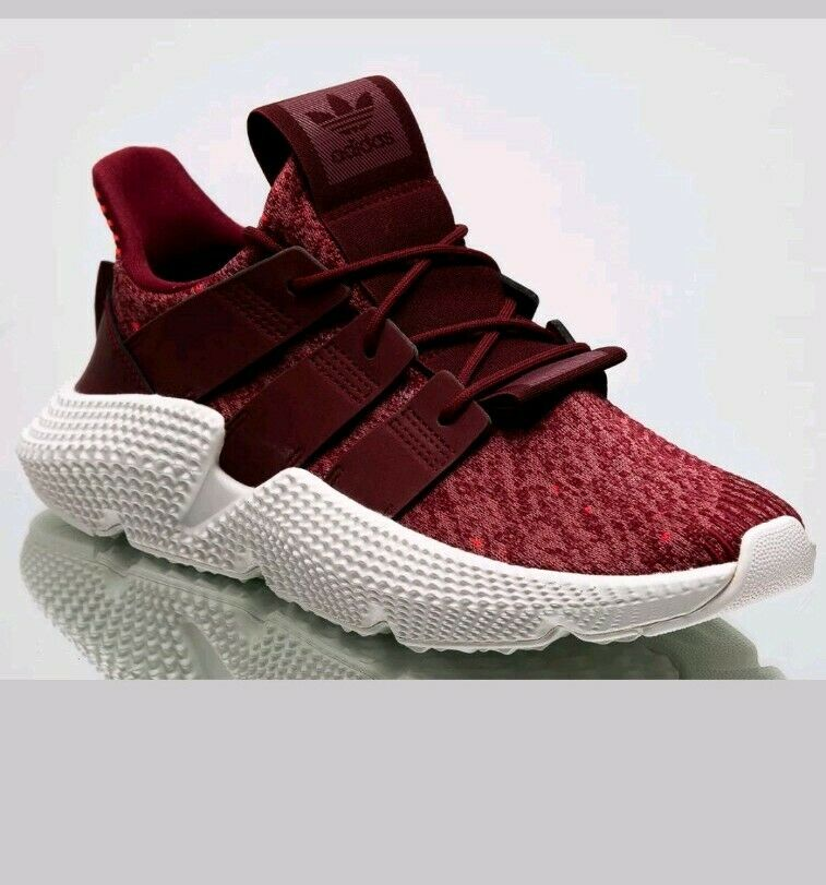 Adidas Originals Women Prophere  New Trace Maroon Lifestyle Sneakers B37635 sz 9