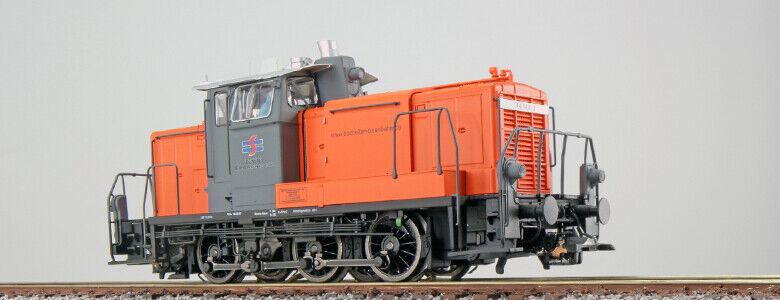 ESU 31429 Diesel, h0, br v60, 360 608, ArancioneGrigio, bocholter EP. V, modellolololo