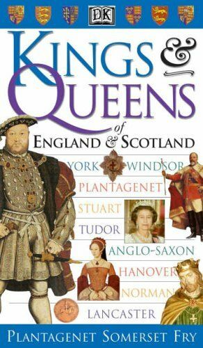 Kings and Queens of England and Scotland (Pockets) By Plantagenet Somerset Fry