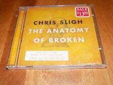 THE ANATOMY OF BROKEN Chris Sligh In the Weak Hit Song Songs CD SEALED NEW