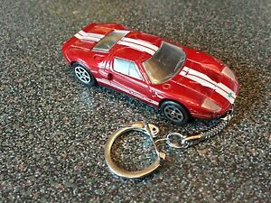 Image Is Loadingcast Ford Gt Red Toy Car