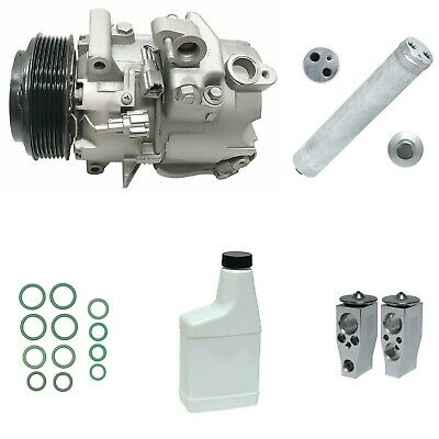 RYC Remanufactured Complete AC Compressor Kit CD19