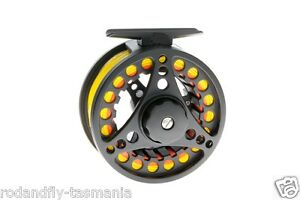 backing leader travel tube FLY FISHING SALT OUTFIT rod box flies reel line